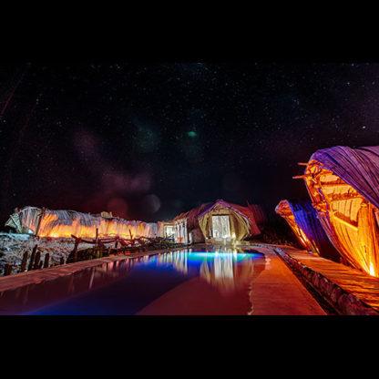 refugio-del-cielo-piscina-noche