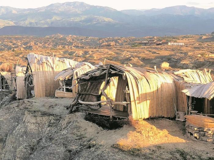 Bethel BioLuxury, el hotel de lujo en el desierto de la Tatacoa